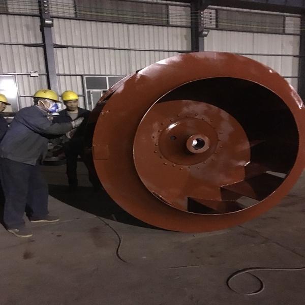 新疆大型叶轮