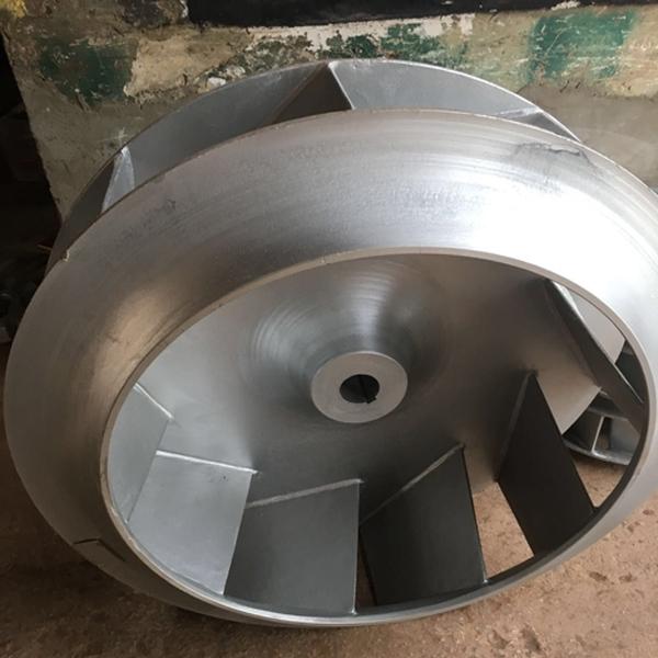 新疆防爆铝叶轮