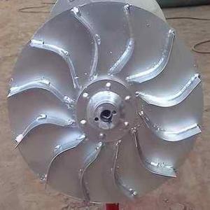 新疆不锈钢风机叶轮
